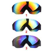 Men Women Ski Goggle Skiing Snowboard Glasses Outdoor Winter Sports Big Vision Adjustable Buckle Single Driver Unisex Windproof