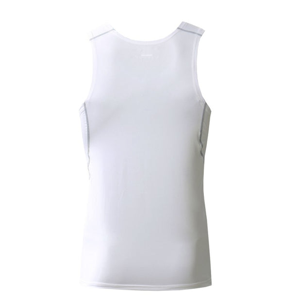 Men's Vest Weight Vest Summer Color Spring Summer New Tops Men Without Sleeves Men Running T-shirt
