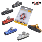 Mi.xim BC-R470VC Road Bike Brakes Brake Drawers C Bike Shoes Rubber Parts Replacement Brake Folding Bicycles Six Colors Durable