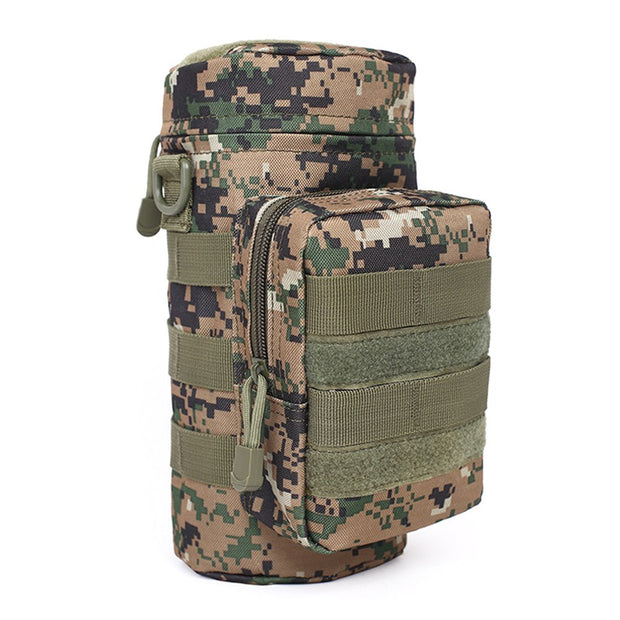 New 600D Unisex Cryptographic Waterproof Fabric Multifunction Backpack Bags Camping Climbing Traveling Bag Large Capacity