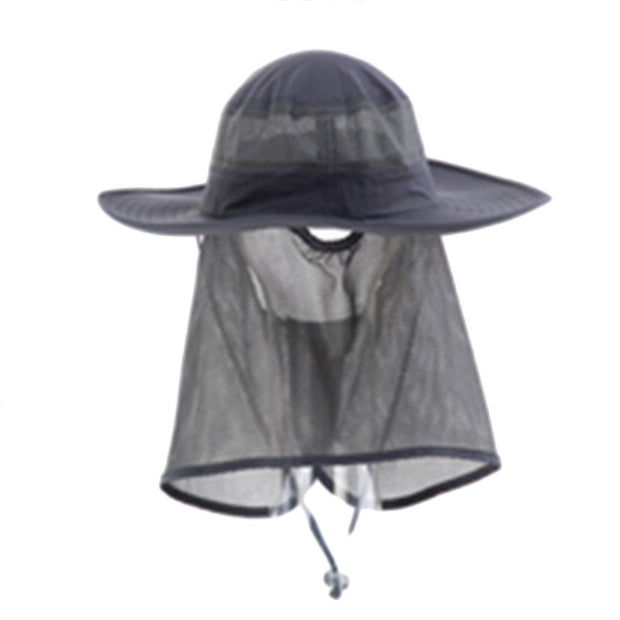 New Fishing Hiking Summer Hat Cap With Long Neck Flap Four Colors NH12M003-Z