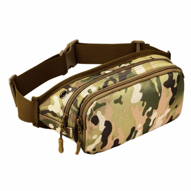 New Outdoor Plus Morning Exercise Running Cycling Climbing Military Tactical Rucksacks Sport Camping Hiking Waist Bag Hot