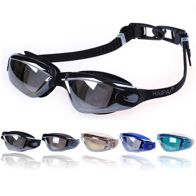 New Professional Water Sports Waterproof Anti Fog UV Protection Swim Pool Sea Swimming Goggles Underwater Diving Glasses Eyewear