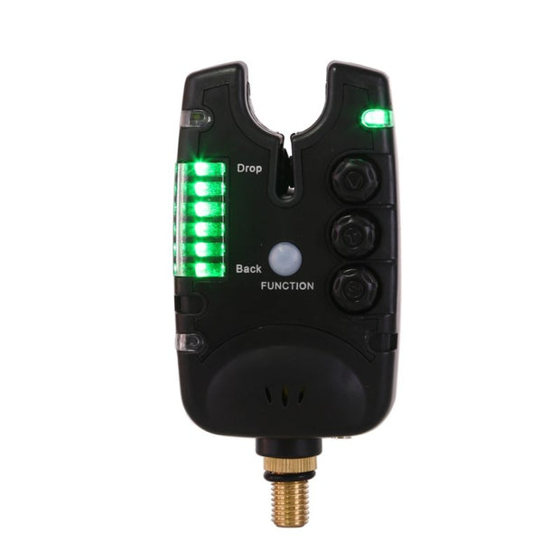Outdoor Fishing Alarm JY-28 Fishing Bite Alarm Indicator Sound And Light Alarm High Sensitivity Sound Adjustable Tone Volume