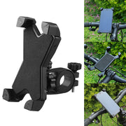 Phone Holder Bracket Bicycle Mobile Phone Rack Stand Bike Universal Telescopic Holder B2Cshop