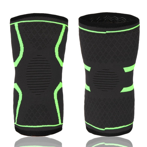 Procircle 1Pair Knee Protector Nylon Sport Knee Pads For Running Cycling Fitness