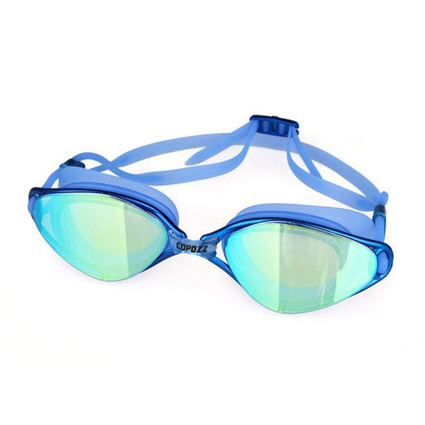Professional Anti-Fog UV Protection Adjustable Swimming Goggles Men Women Waterproof Silicone Glasses Adult Eyewear 2018 Hot