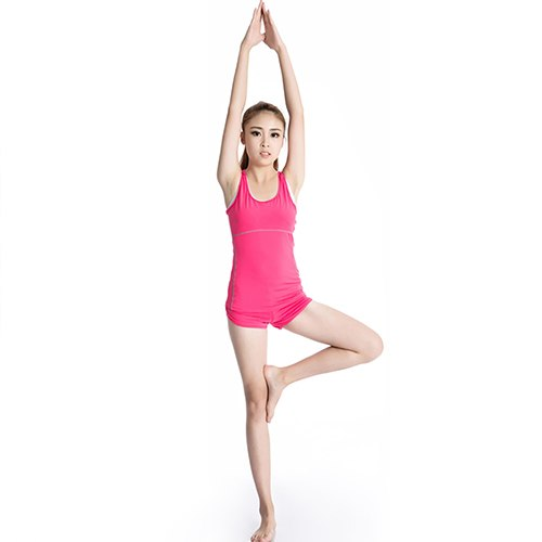 Quick-dry Flexible Comfortable Durable Vest Slim Fit Sports Gym Yoga Running Training Tank Top