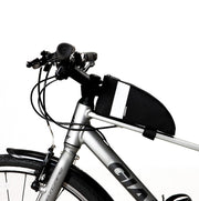 ROSWHEEL Sahoo Series 122003 Water Resistance Cycling Bike Bicycle Front Frame Top Tube Bag Pannier Pouch