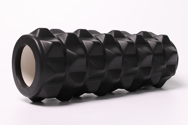 Rubber Hollow Mace Yoga Columns With Foam