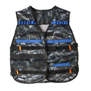 SJ-Maurie Military Training Vest Soft Battle Equipment Refill Tactical Vest Clothes Mens Hunting Protective Equipment