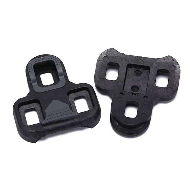 Self-Locking Bicycle Pedal Cleat 4.5 Degree Road Bike Lock Plate For LOOK KEO Pedal Nylon Cycling Cleats Accessories