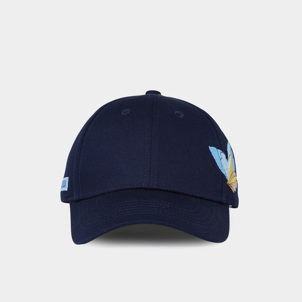 Simple Classic Men Women Baseball Cap Bone Butterfly Spring Summer Autumn Caps Cotton Adjustable Snapback Hats