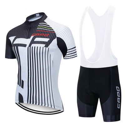 Summer Cycling Jerseys 2019 CAPO Men Team Cycle Wear Short Sleeve Bike Clothing Maillot Ropa Ciclismo Uniformes Biking Clothes