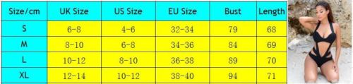 Summer Women's Clothing Hot Ladies Sexy One Piece Monokini Swimsuit Swimwear Beachwear Bathing Bikini Clothes Suits