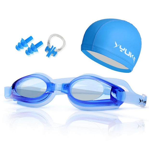 Swimming Goggles HD Glasses Acetate Spectacles Plating Lens Adult Swim Goggles Pools Swimming