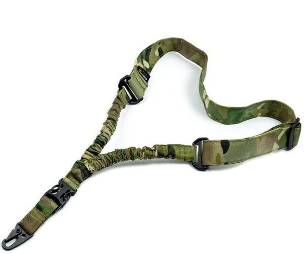 Tactical One Point Sling For Hunting Airsoft Rifle Sling Multicam