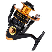 USA Shipping Fishing Wheel Left And Right Hand Interchangeable Rotating Reel 5.2:1 N Ball Bearing Type Fishing Accessories H3