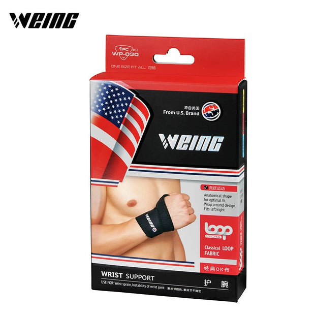 Unisex Sports Training Exercises Wristband Wrist Arthritis Hand Brace Strap