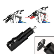 WAKE Bicycle Handlebar Riser Bicycle Fork Stem Extender 28.6mm Head Up Adapter Aluminium Alloy Cycling Fork Stem Extender MTB