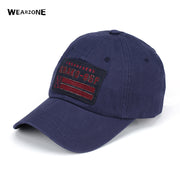 Wearzone Cotton Baseball Caps 2017 Men And Women Baseball Cap Trucker Hat Gorras Letter Hombre Adjustable Snapbacks Caps