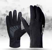 Winter Outdoor Sports Running Hiking Gloves Touch Screen Non-Slip Ski Gloves Cycling Sports Full Finger Gloves For Men Women