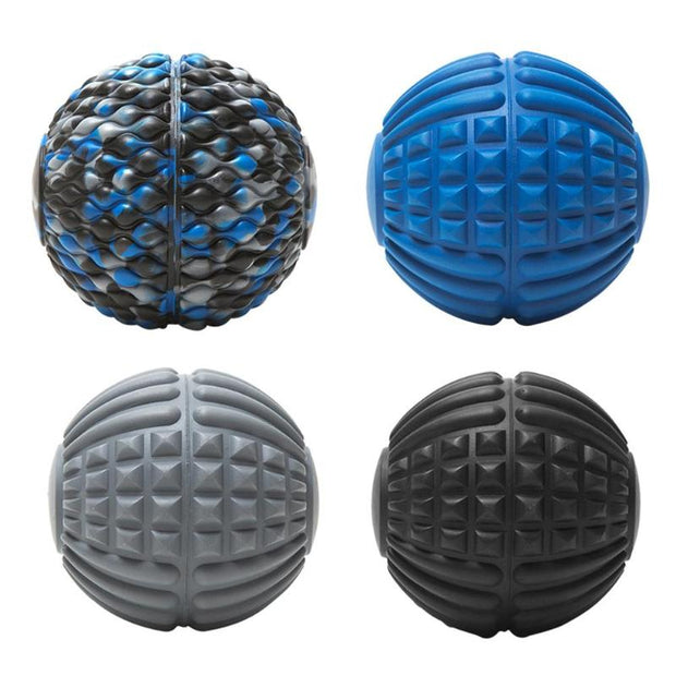 Yoga Ball Fitness Muscle Relaxing Exercise Balance Foot Massage Fascia Ball For Body Building Tools Fitness Equipment