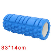 Yoga Column Roller Fitness Equipment EVA Foam Yoga Pilates Yoga Block Gym Roller Massage Grid Trigger Circles Therapy Relaxation