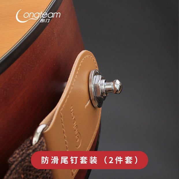 Non-skid Straps Buckle Folk Acoustic Guitar Bass End Nail With A Lock Especially In The Kerry Straps Fixed Buckle