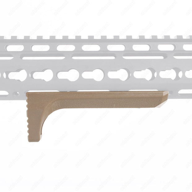 Ohhunt Tactical Keymod Handguard Hand Stop Cover Protectors Rubber Rail Mount For Key Mod Attachment Hunting AR15 Accessories