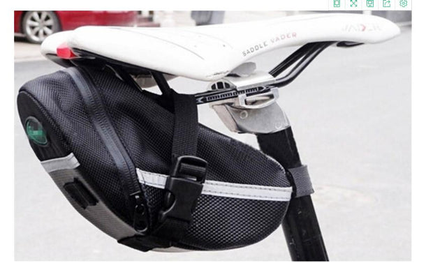 Saddle Bags Phone Case Free Shipping Road Bicycle Seatpost Mountain Bike Rear Bag Phone Bags 13