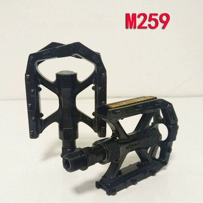 Wellgo M259 Mountain Bike Pedal Ultra-light Aluminum Alloy Bearing Peilin Pedal M259 Bicycle Pedal