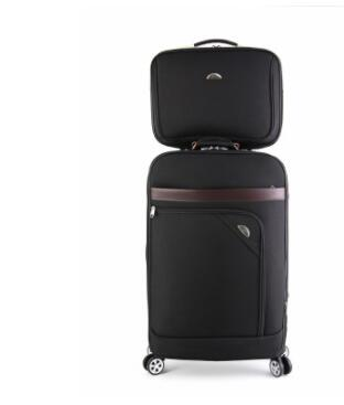 24 Inch Spinner Suitcase Travel Set