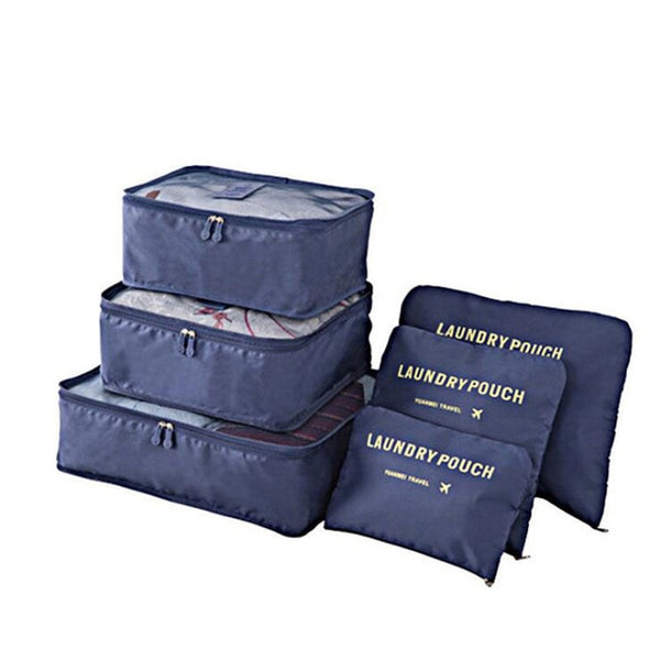 6PCs/Set Clothes Packing Set