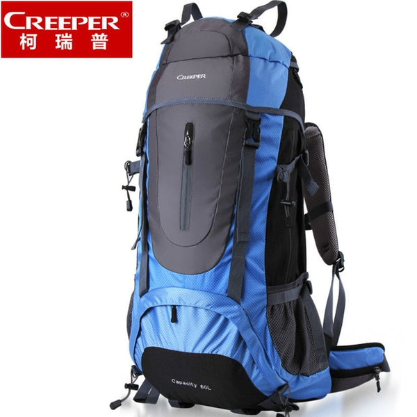 Creeper Travel and Camping Backpack