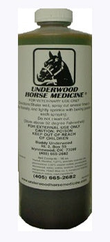 Underwood Horse Wound Care