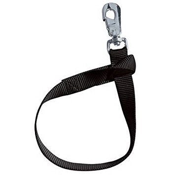 Bucket Strap Black Nylon