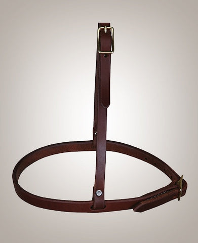 Caveson Harness w/Brass Buckle