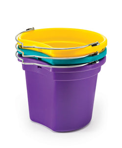 Flat Back 18 Qt Bucket KD120E