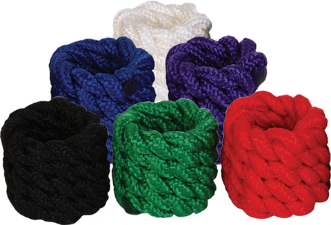 Horn Rope Knot Assorted Colors