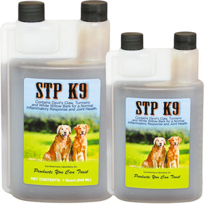 Stop The Pain K9 Supplement - STP