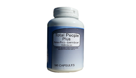 Total People Plus Human Multi-Vitamin by Total Feeds
