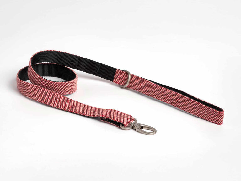 SCOOT SCARLET LEASH