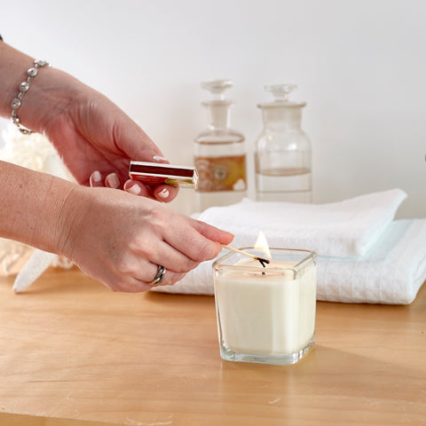scented candles for the home