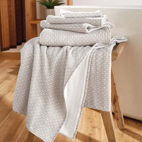 Uchino Wicker Bath Towels