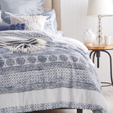 Peri Home Matelasse Medallion Duvet Bedding Collection