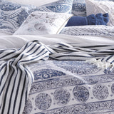 Peri Home Matelasse Medallion Comforter Bedding Collection