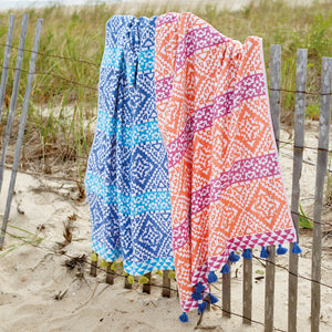 John Robshaw Ramya Beach Towel Collection
