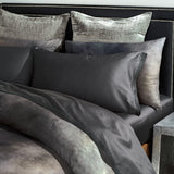 Michael Aram Enchanted Sheet Collection Charcoal