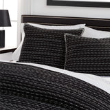 Karl Lagerfeld Paris Tweed Classique Comforter Set